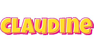 Claudine kaboom logo