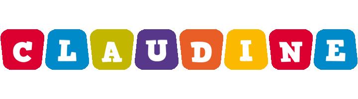 Claudine kiddo logo