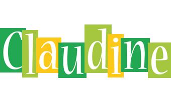 Claudine lemonade logo