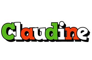 Claudine venezia logo