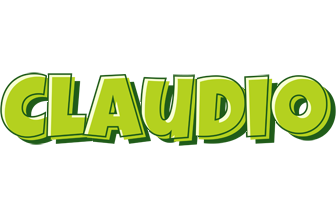 Claudio summer logo