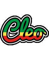 Cleo african logo