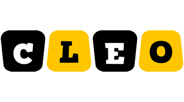 Cleo boots logo