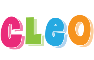 Cleo friday logo