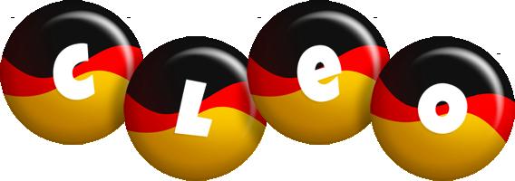Cleo german logo