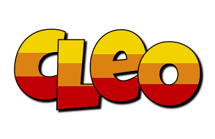 Cleo jungle logo