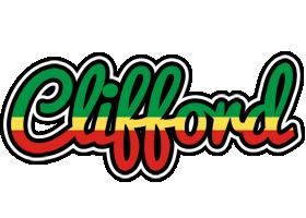 Clifford african logo