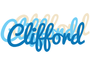 Clifford breeze logo