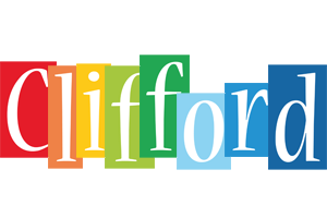 Clifford colors logo