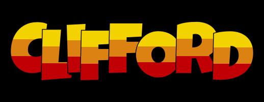 Clifford jungle logo