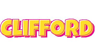 Clifford kaboom logo