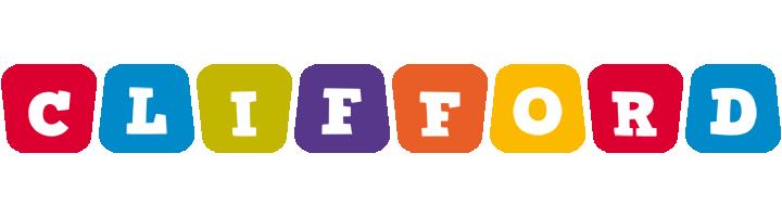 Clifford kiddo logo