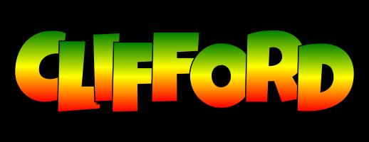 Clifford mango logo