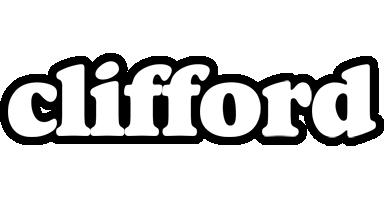 Clifford panda logo