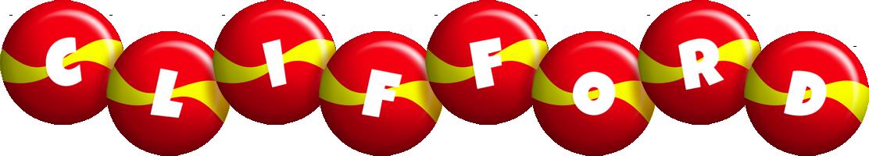 Clifford spain logo