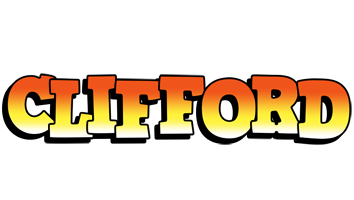 Clifford sunset logo