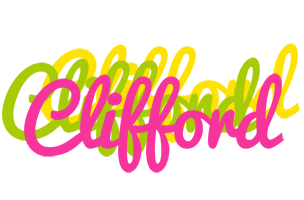 Clifford sweets logo