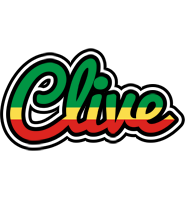 Clive african logo