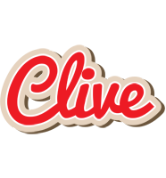 Clive chocolate logo