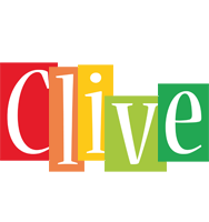 Clive colors logo