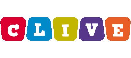Clive daycare logo