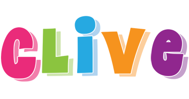 Clive friday logo