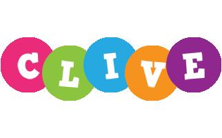 Clive friends logo