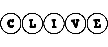 Clive handy logo