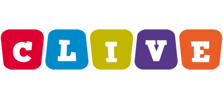 Clive kiddo logo