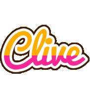 Clive smoothie logo