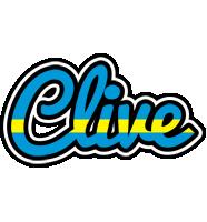 Clive sweden logo