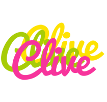 Clive sweets logo