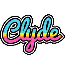 Clyde circus logo