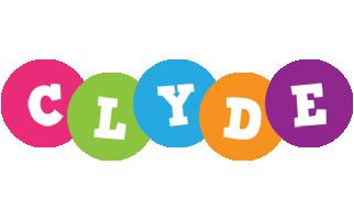 Clyde friends logo