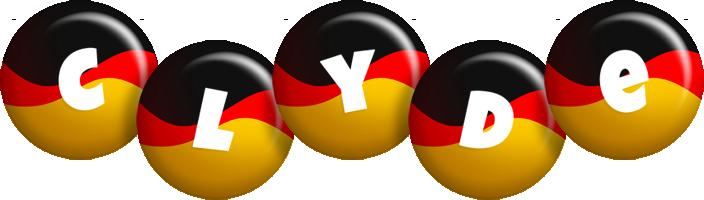 Clyde german logo