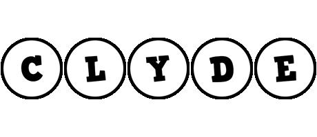 Clyde handy logo