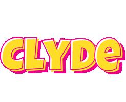 Clyde kaboom logo