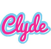 Clyde popstar logo