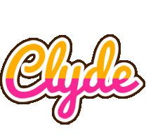 Clyde smoothie logo