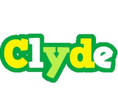Clyde soccer logo