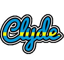 Clyde sweden logo