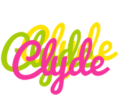 Clyde sweets logo