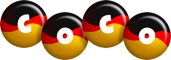 Coco german logo