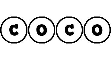 Coco handy logo