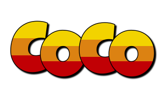 Coco jungle logo