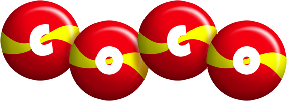Coco spain logo