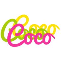 Coco sweets logo