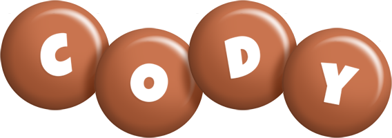 Cody candy-brown logo