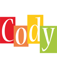 Cody colors logo