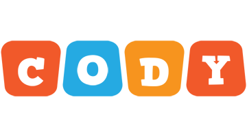 Cody comics logo